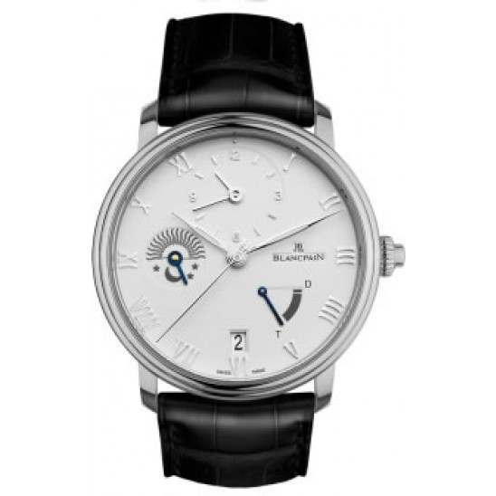 Blancpain Villeret Half-Timezone 6660-1127-55B