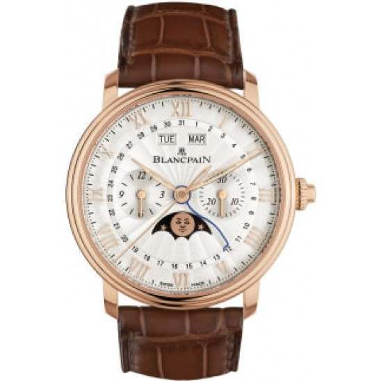 Blancpain Villeret Single-Pusher Chronograph 6685-3642-55B