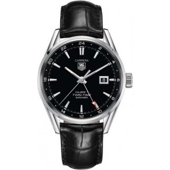 Tag Heuer Carrera Twin Time Caliber 7 Automatic WAR2010.FC6266