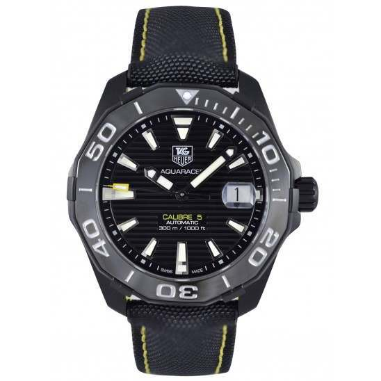 Tag Heuer Aquaracer Calibre 5 Automatic 41mm WAY218A.FC6362