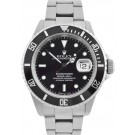 Rolex Submariner Date Black Dial Automatic 16610