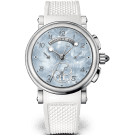 Breguet Marine Automatic Chronograph Ladies 8827ST/59/586