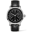 Longines Column-Wheel Single Push-Piece Chronograph L2.800.4.53.0