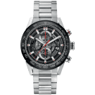 Tag Heuer Carrera HEUER 01 Automatic Chronograph 43mm CAR201V.BA0766