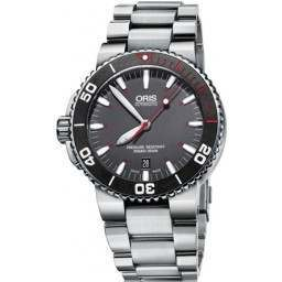 Oris Aquis Date Red Limited Edition 01 733 7653 4183-Set MB