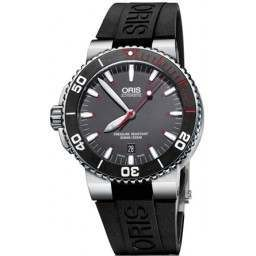 Oris Aquis Date Red Limited Edition 01 733 7653 4183-Set RS