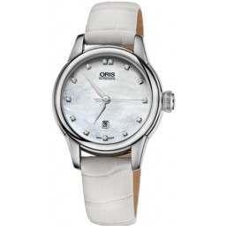 Oris Artelier Date, Diamonds 01 561 7687 4091-07 5 14 67FC