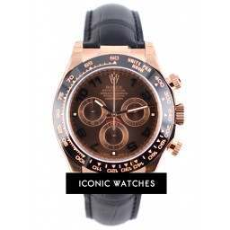 Mint Rolex Daytona 116515LN ceramic