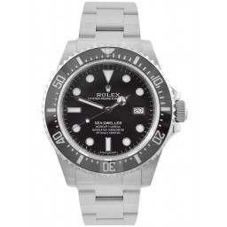 Rolex Sea-Dweller 4000 Black/ Index Oyster 116600