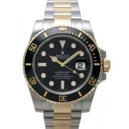 Rolex Submariner Steel & Gold- 116613LN
