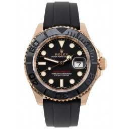Rolex Yacht-Master 40mm Everose Gold 116655 - As New