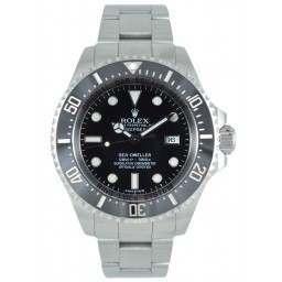 Rolex Sea-Dweller Deepsea Black Dial Oyster 116660