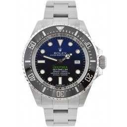 "Rolex Sea-Dweller Deepsea D-Blue Index Dial Oyster 116660 ""James Cameron"""