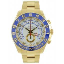 Rolex Yacht-Master II 44mm White Dial Oyster 116688
