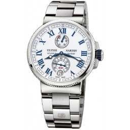 Ulysse Nardin Marine Chronometer Manufacture 43mm 1183-126-7M/40