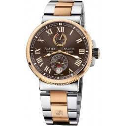 Ulysse Nardin Marine Chronometer Manufacture 43mm 1185-126-8M/45