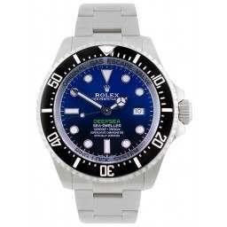 Rolex Sea-Dweller Deepsea D-Blue Dial James Cameron 44mm 126660