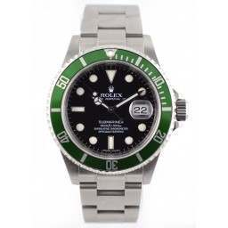 Rolex Submariner, 50th Anniversary Pre-owned Mint - 16610LV (2008 model)