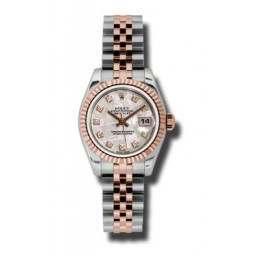 Rolex Lady-Datejust Meteorite/Diamond Jubilee 179171
