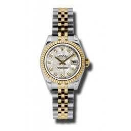 Rolex Lady-Datejust Meteorite/Diamond Jubilee 179173