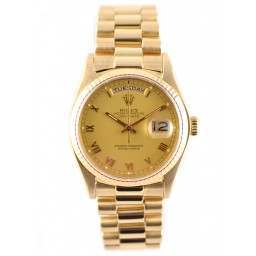 Rolex DayDate 18ct Yellow Gold 18038