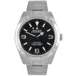 Rolex Explorer I Black Dial Baselworld 214270