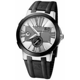 Ulysee Nardin Executive Dual Time 43mm 243-00-3/421