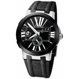 Ulysee Nardin Executive Dual Time 43mm 243-00-3/42