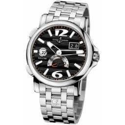 Ulysee Nardin GMT Big Date 42mm 243-55-7/62