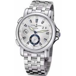 Ulysee Nardin GMT Big Date 42mm 243-55-7/91