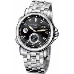 Ulysee Nardin GMT Big Date 42mm 243-55-7/92