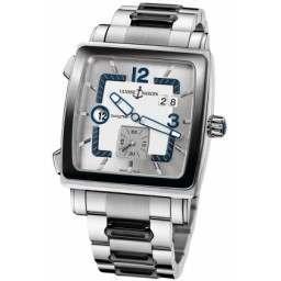 Ulysee Nardin Quadrato Dual Time 243-92CER-7M/601
