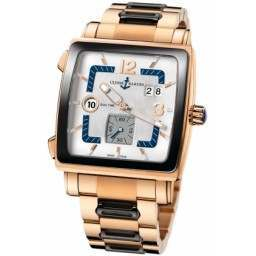 Ulysee Nardin Quadrato Dual Time 246-92CER-8M/600