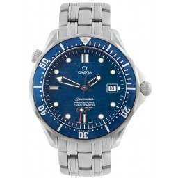Omega Seamaster 300 M Chronometer Bond 40th Anniversary 2537.80.00