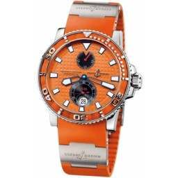 Ulysee Nardin Maxi Marine Diver Chronometer 263-33-3/97