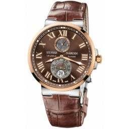 Ulysee Nardin Maxi Marine Chronometer 43mm 265-67/45