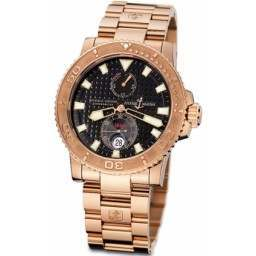 Ulysee Nardin Maxi Marine Diver Chronometer 266-33-8/92