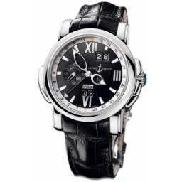 Ulysee Nardin GMT +/- Perpetual 42mm 320-60/32