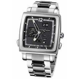 Ulysee Nardin Quadrato Dual Time Perpetual 320-90-8M/62