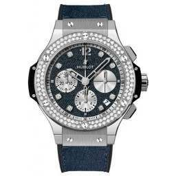 Hublot Jeans Diamonds 341.SX.2710.NR.1104.JEANS14
