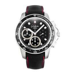 Glashutte Sport Evolution Chronograph 39-31-43-03-03