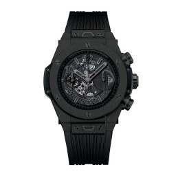 Hublot Unico Chronograph Black Ceramic 411.CI.1110.RX