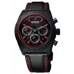 Tudor Fastrider Black Shield Leather 42000CR