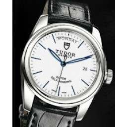 Tudor Glamour Day-Date Watch 56000D