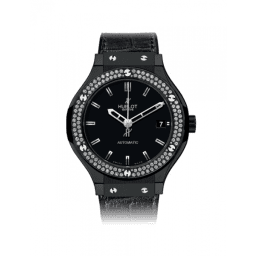 Hublot Classic Fusion Black Magic Diamonds 565.CM.1170.LR.1104