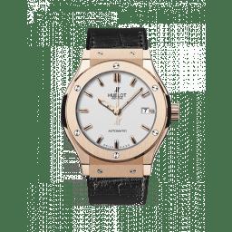 Hublot Classic Fusion King Gold Opalin 5465.OX.2610.LR