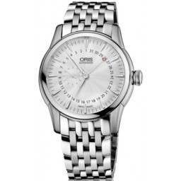 Oris Artelier Small Second Pointer Date 01 744 7665 4051-07 8 22 77