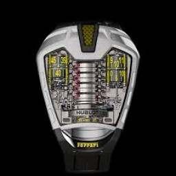 Hublot Mp-05 Laferrari Titanium 905.NX.0001.RX