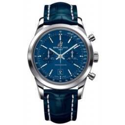 Breitling Transocean Chronograph 38 Automatic A4131012.C862.718P