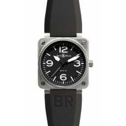 Bell & Ross BR01-92 Steel Black
